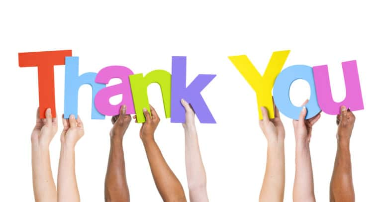 thank you to our social workers