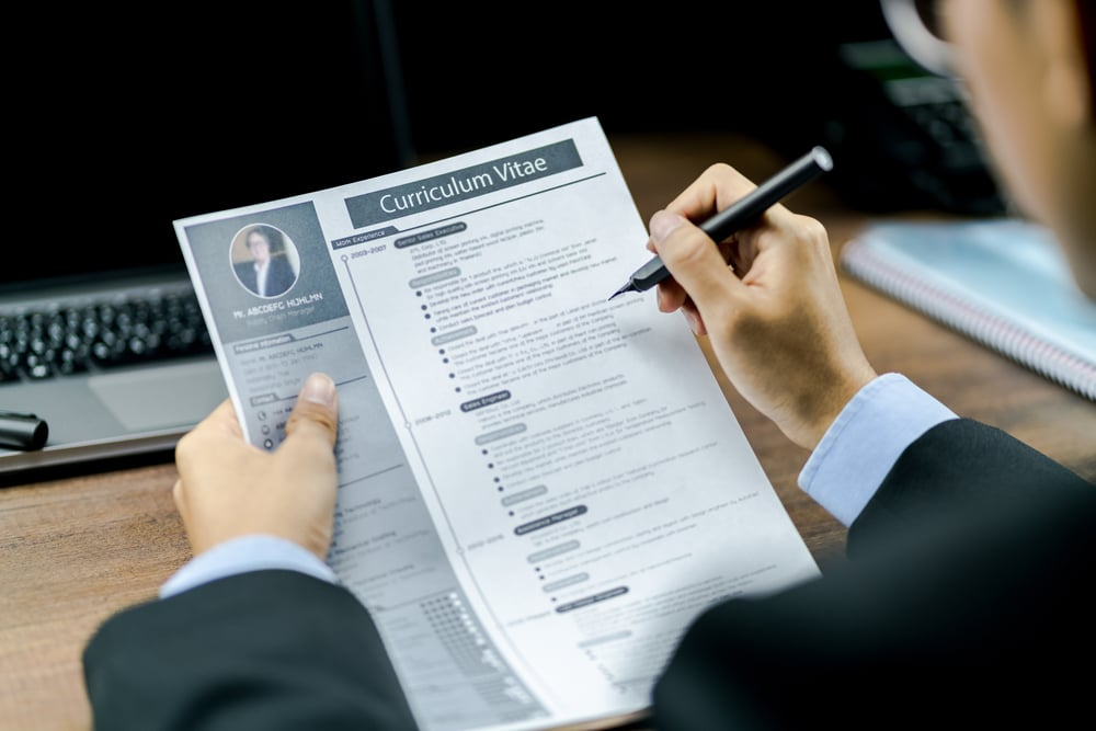 How to optimise your CV